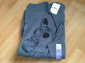Disney Primark Lilo And Stitch XLarge Blue Hoodie New With Tags