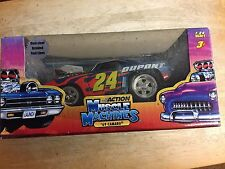 MUSCLE MACHINES NASCAR 1 :24 #24 JEFF GORDON '69 CHEVY CAMARO