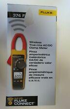 Fluke 374 Fc Wireless True Rms Acdc Clamp Meter New