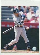 2X NEW YORK YANKEES Photo Lot 1-DEREK JETER & 1-ALEX RODRIGUEZ Offical MLB 0114