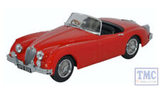 43XK150008 Oxford Diecast 1:43 Scale O Gauge Jaguar XK150 Roadster Carmen Red