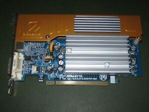 Gigabyte GV-NX62TC256P8-RH Geforce 6200TC 256MB DDR2 PCI-E Graphics Card