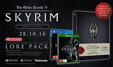 The Elder Scrolls V Skyrim Lore Pack Xbox ONE *NEW*+Warranty!!