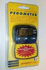 Sportline 345 (SP2799BL) Calorie Counting Pedometer SDC  NEW.