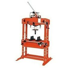 Hydraulic Bender Press - 35 Ton - 4 3/4 Piston Stroke - Commercial Duty