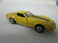 Vintage Road Champs '82 Corvette Yellow No 26 with box