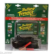 12 Volt Battery Tender Plus Battery Charger 021-0128 Maintainer Super Smart 12V