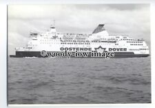 FE1197 - Oostende Dover Ferry - Prins Filip , built 1992 - postcard