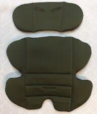 Mothercare Journey Car Seat Newborn Insert - Head Support - Foam Wedge - KHAKI