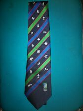 IRB Rugby World Cup 1999 Official  Rugby Union Tie