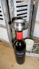 Colmore Flaschenaufsatz, Flaschenverschluß Teelichthalter Alu