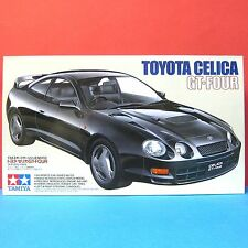 Tamiya 1/24 Toyota Celica GT-Four ST205 model kit #24133