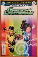 GREEN LANTERNS #10a (2017 Rebirth DC Comics) ~ VF/NM Comic Book