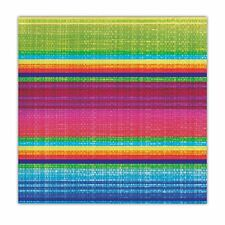 FIESTA SERAPE BEVERAGE NAPKINS PARTY TABLE DECORATION MEXICAN 16 X 2PLY