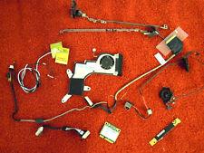 Acer D250 KAV60 LA-5141P WiFi Fan Webcam DC-In Power Jack Hinges Etc. #484-59