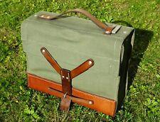 Schweizer Armee - Magazintasche Patronentasche Ledertasche Handtasche 1967