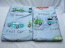 NEXT traffic jam cars childrens curtains