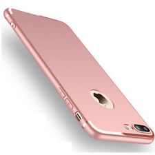 Ultra Thin Full Cover for iPhone 6s 7 Plus Silicone Case Shockproof Protect Skin