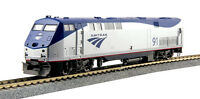"Kato 37-6108 GE P42 ""Genesis"" Amtrak Phase Vb #91 (HO scale)"