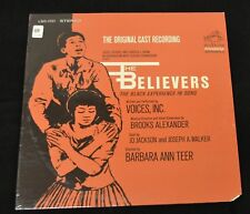 ORIGINAL CAST The Believers RCA STEREO LSO 1151 FACTORY SEALED