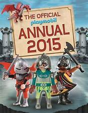 """""""VERY GOOD"""" The Official PLAYMOBIL Annual 2015 (Annuals 2015), Various, Book"""