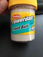 Berkley Powerbait Original Scent Floating Trout Bait Marshmallow White New