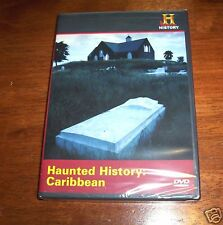 GHOST Ghosts Haunted Caribbean Spirits Spectre Haunts History Channel DVD NEW