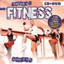 Corso di FITNESS - CD + DVD Compilation musica e Guida agli esercizi