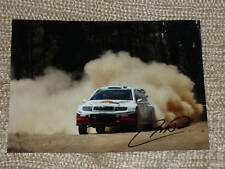 Signed Colin McRae 12x10 Photo