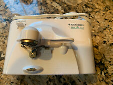 Black & Decker Spacemaker Can Opener Ec75 Under Cabinet Tested and Working