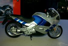 1/18 diecast BMW K 1200 RS motorcycle
