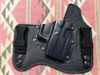 Galco KingTuk IWB Holster KT600B Glock G42