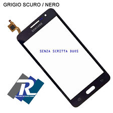 TOUCH SCREEN SAMSUNG GALAXY GRAND PRIME SM-G531 G531F G531FZ NERO GRIGIO SCURO