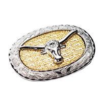 Cowboy Belt Buckles Western Style Mens Jewelry Cattle Horse Eagle Vintage Design