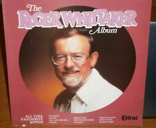 ROGER WHITTAKER THE ROGER WHITTAKER ALBUM ALL TIME FAVOURITE SONGS 1981 NE 1105