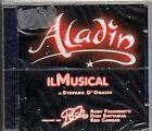 ALADIN il MUSICAL colonna sonora musical OST CD POOH nuovo sigillato ITALY 2010