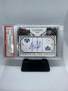 2013 Panini Crown Royale Tyler Toffoli Rookie Auto PSA 10 1 POP!! Canadians!!