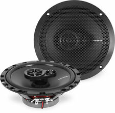 "Rockford Fosgate R165X3 90W RMS 6.5"" 3-Way Prime Coaxial Car Stereo Speakers"