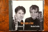 Once Upon A Time -  Andrea Vettoretti, Massimo Scattolin  -  CD, VG