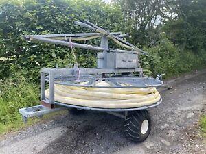 Montec Aqua Hose Reel Water Irrigation Tractor Towable