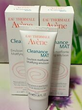 AVENE CLEANANCE MAT MATTIFYING EMULSION 40ML FOR OILY BLEMISH PRONE SKIN