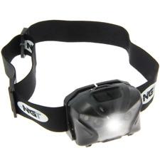 Kopflampe 140 Lumen LED mit AKKU wiederaufladbar Stirnlampe Headlamp Headlight