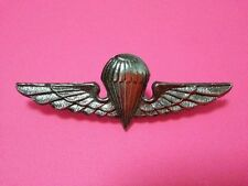 Malaysian Army Airborne Metal Parachute Regiment Badge - New