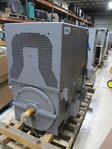 Louis Allis AC Motor JTA 350HP 1800RPM 2300V 84A 60Hz WPII/WP2 Frame New Surplus