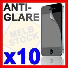 10 x Anti Glare Matte Screen Protector LCD Film Guard for Apple iPhone 4G 4S