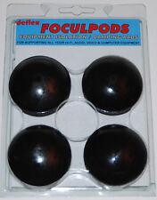Deflex Audio foculpods vainas de aislamiento de absorción de energía para tocadiscos y CD etc.