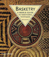 Basketry: A World Guide to Traditional Techniques-ExLibrary