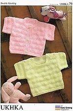 Pink Cardigan Crocheting & Knitting Patterns