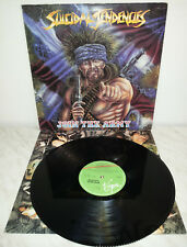 LP SUICIDAL TENDENCIES - JOIN THE ARMY - UK - V2424 - 1ST