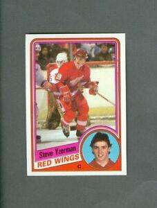 1984-85 Topps Hockey #49 STEVE YZERMAN Rookie RC nm/mt